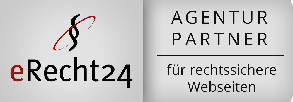 e-Recht 24 Premium Agentur Partner